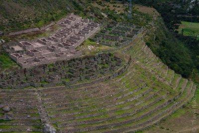Conachana Ruins along the Inca Trail