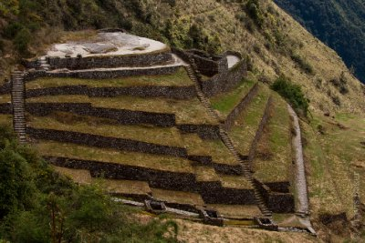Puyapatamarka Ruins