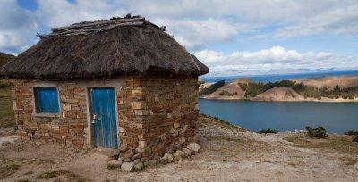 Cottage on Isla del Sol