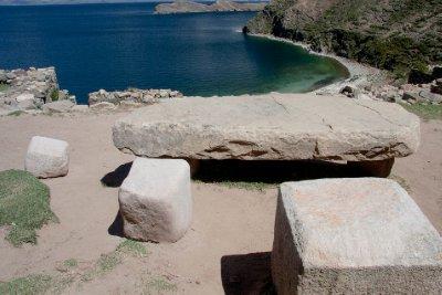 Inka Ruins, Isla del Sol