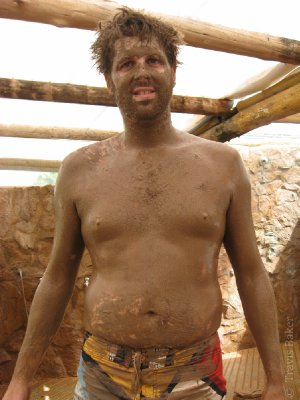 Travis in Mud