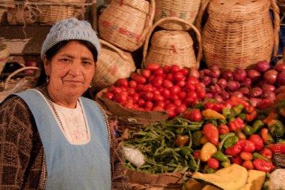 Shopkeeper in Markets