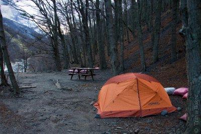 Camp Chileno