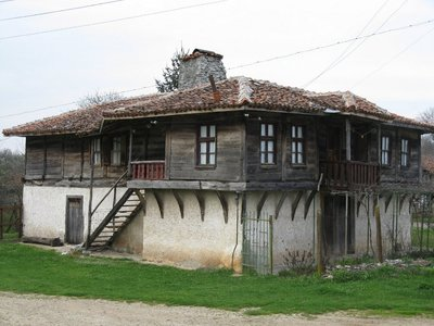 Old house in Strandja Mountains