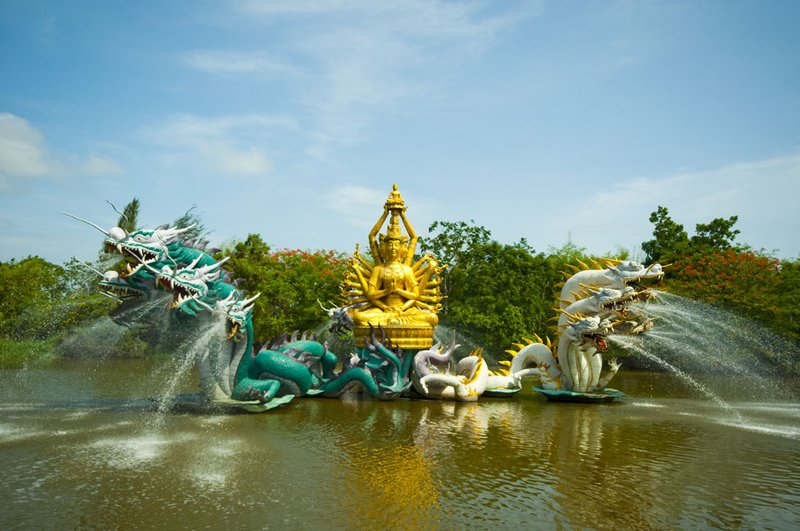 The Ancient of thailand