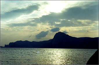 Old Black Sea...
