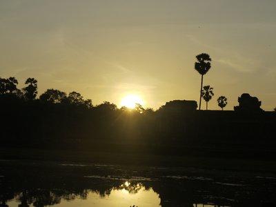 Ankor Wat Sunrise