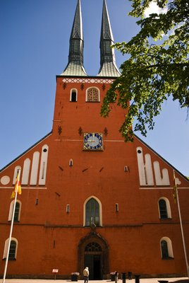 Vxj Cathedral