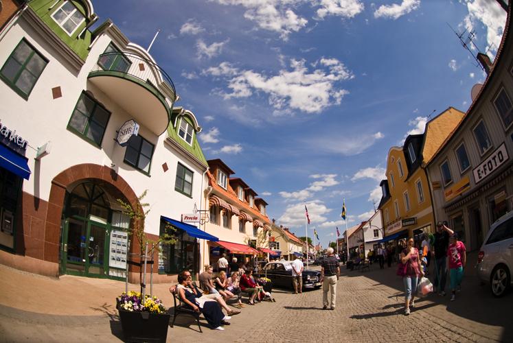 Borgholm centre