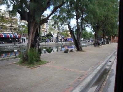 Chang Mai's moat
