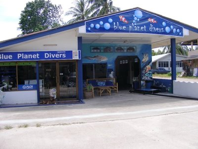 The Blue Planet Office