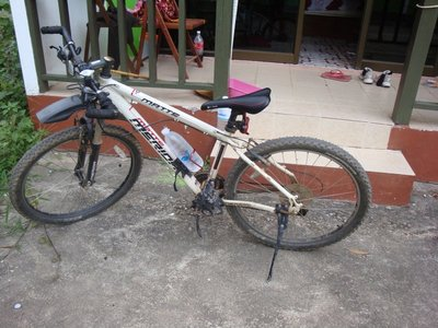 My bike <img class='img' src='http://www.travellerspoint.com/Emoticons/icon_smile.gif' width='15' height='15' alt=':)' title='' />