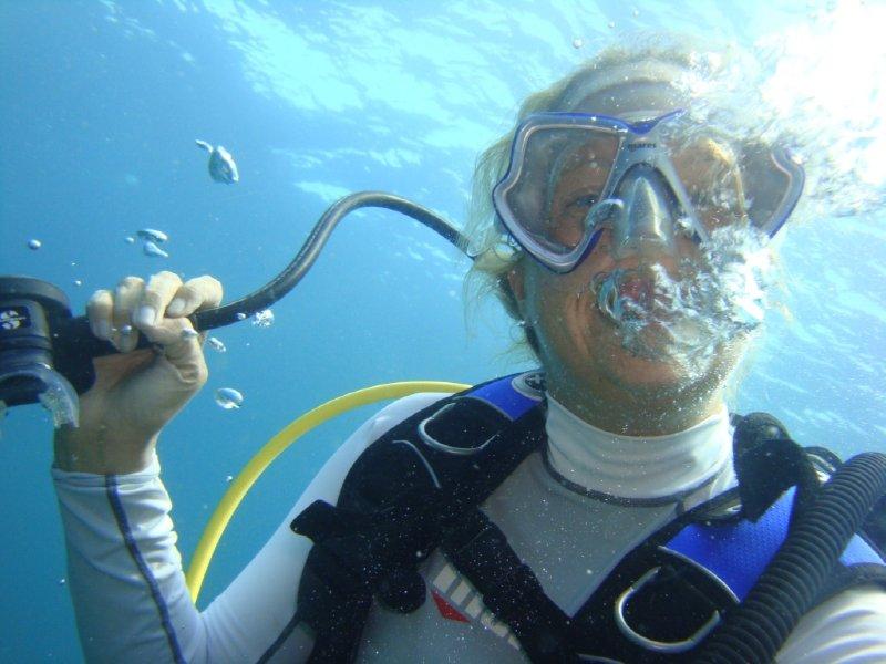 Dive master :)
