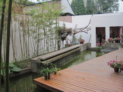 Rock and Wood Hostel, Shanghai