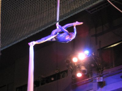 Circus Act, Circus Circus, Las Vegas