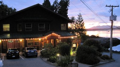 Tofino Hostel, British Columbia