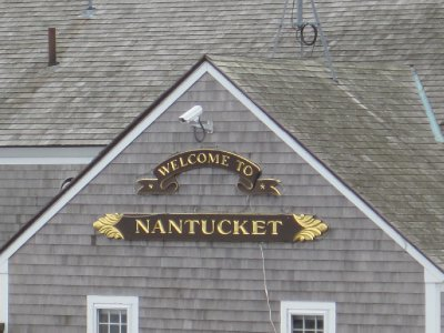 Welcome to Nantucket, Massachusetts