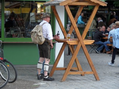Lederhosen, Munich