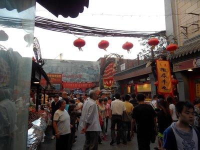Datianshujing Hutong Market, Beijing