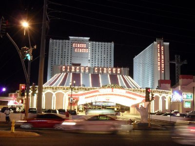 Circus Circus, Las Vegas