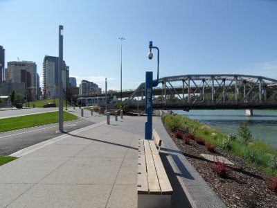 RiverWalk, Calgary, Alberta