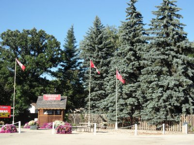 Tourist Information Office, Carman, Manitoba