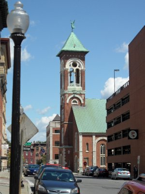 St Mary's Church, Albany, New York