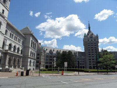 State University of New York Plaza, Albany, New York