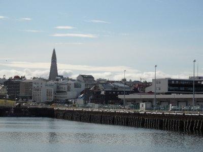 Reykjavik Harbour, Iceland
