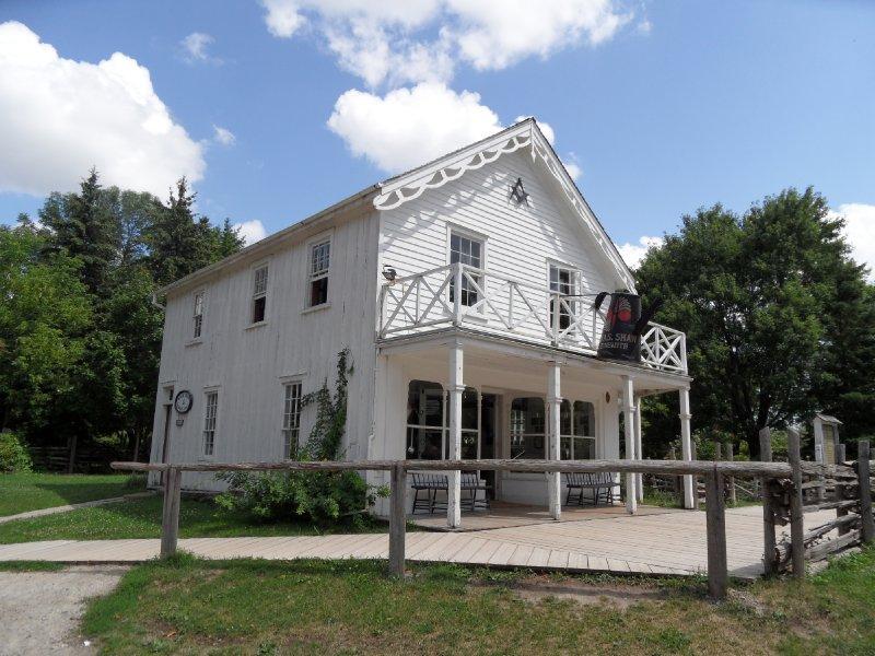Tinsmith's, Black Creek Pioneer Village, Toronto, Ontario