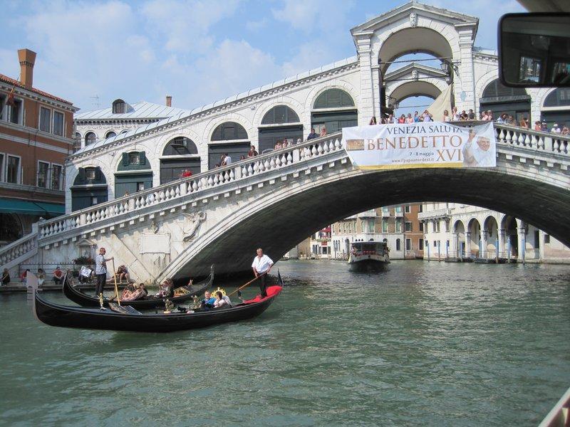 Ponte Rialto, Venice