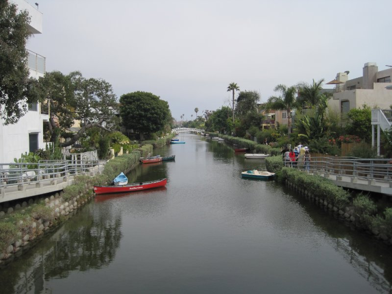 Grand Canal, Venice, Los Angeles