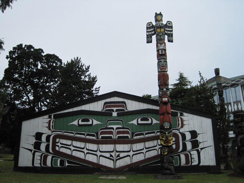 Mungo Martin House, Victoria, British Columbia