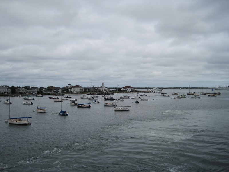 Nantucket Harbour, Massachusetts