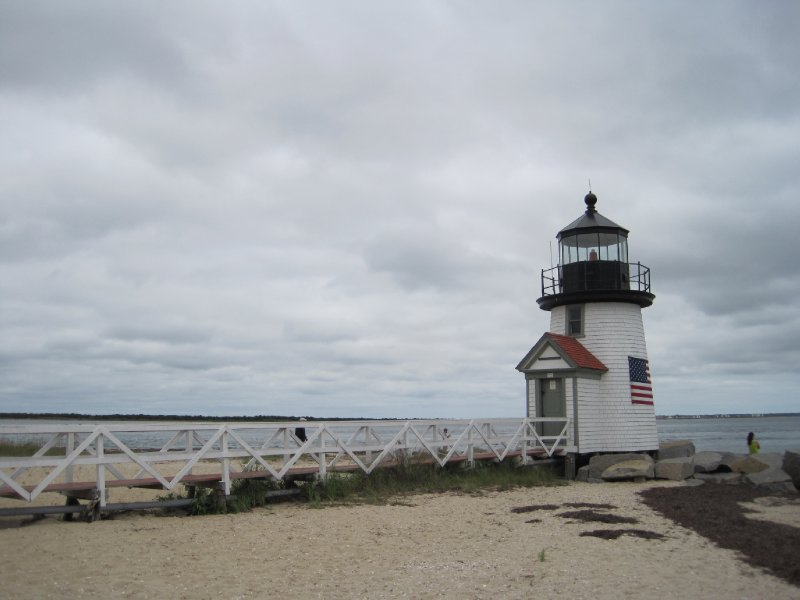 Brant Point Lighthouse, Nantucket, Massachusetts