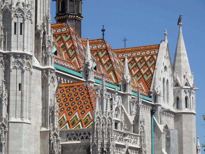 Matyas Church, Budapest, Hungary