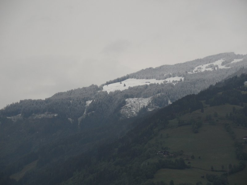 Fresh Snow, Zell am See