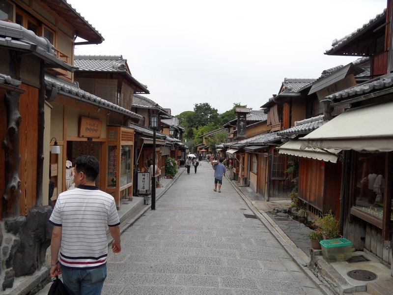 Sannen-zaka, Kyoto