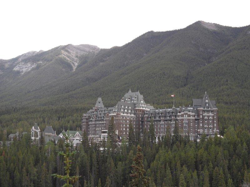 Fairmont Banff Springs Hotel, Banff, Alberta