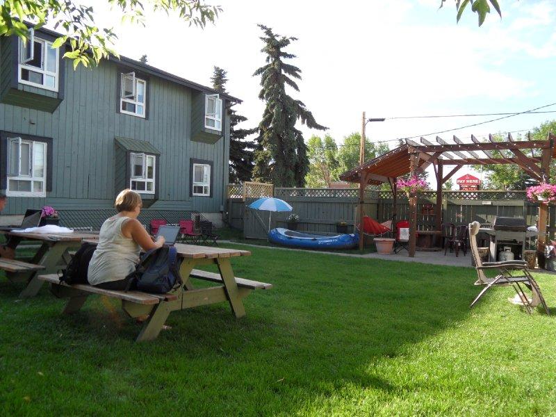 The Garden at HI Calgary, Alberta
