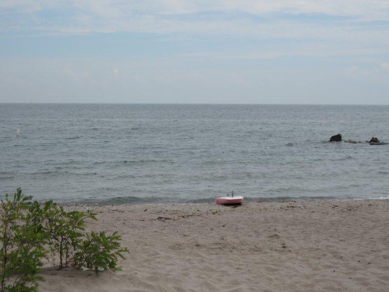 Centre Island Beach, Toronto, Ontario