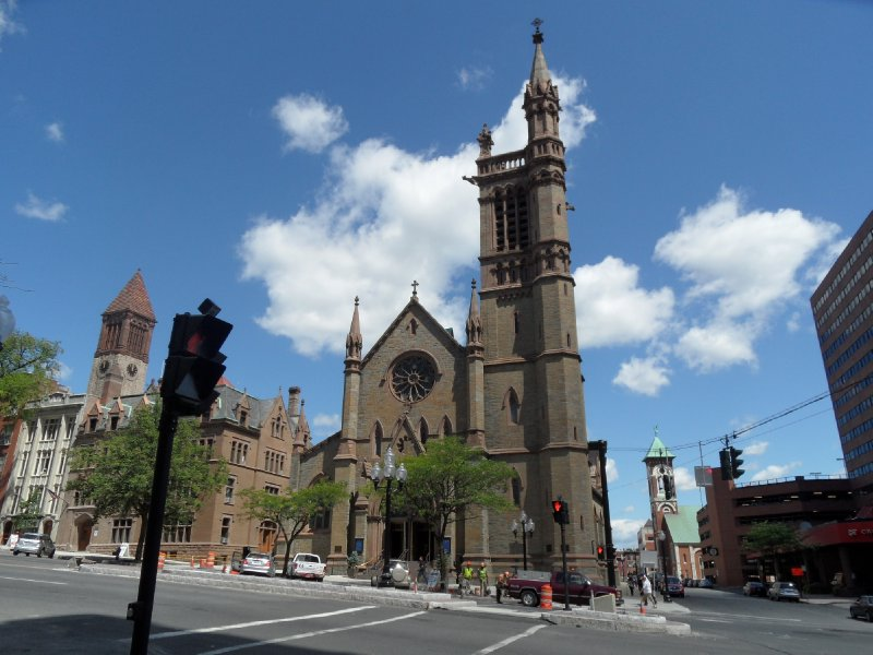 St Peter's Episcopal Church, Albany, New York