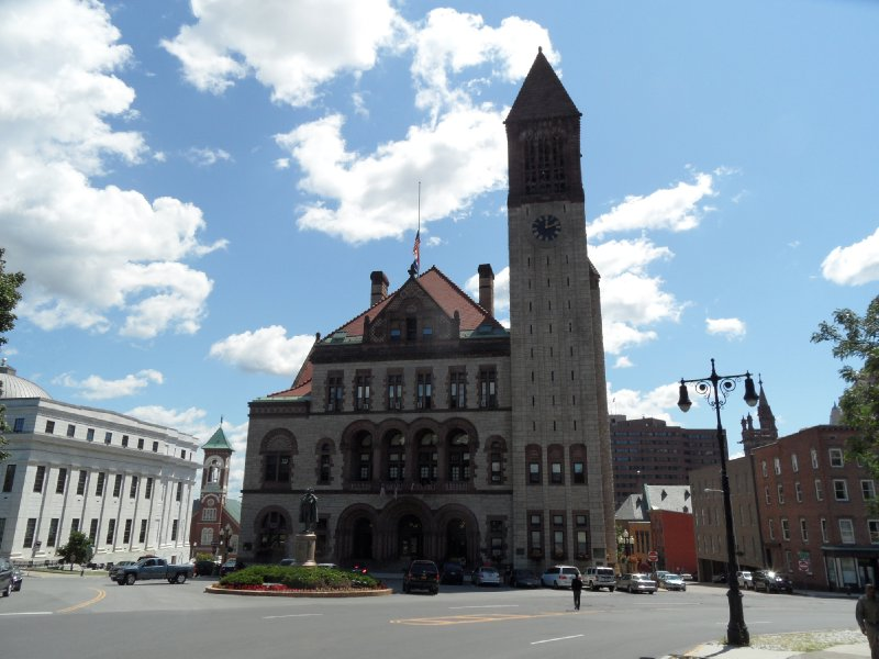 City Hall, Albany, New York