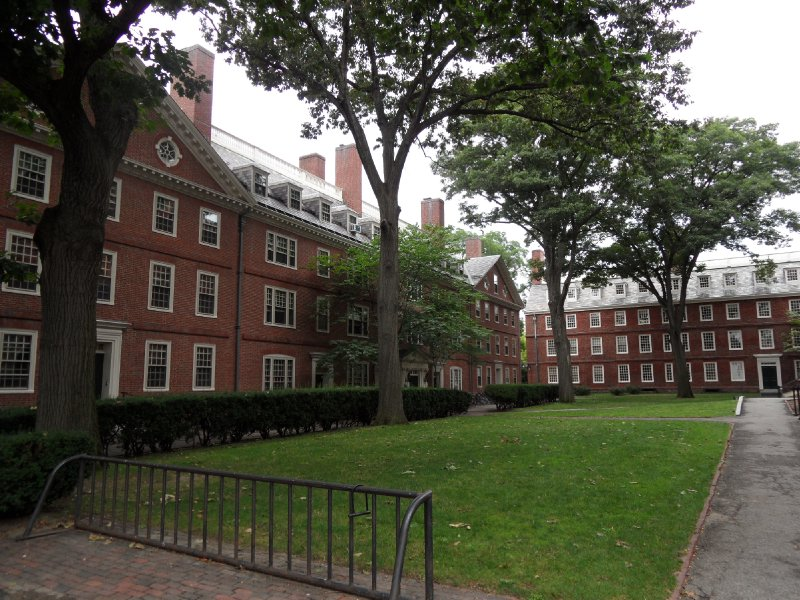 Firsty Year Dorms, Harvard University, Cambridge, Massachusetts