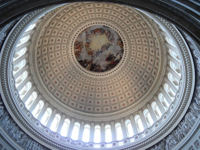 Capitol Dome, Washington, DC