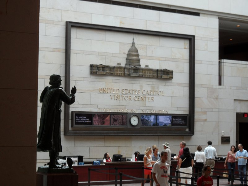 Capitol Visitor Center, Washington, DC