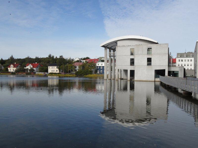 City Hall, Reykjavik, Iceland