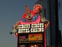 Circus Circus Sign, Las Vegas
