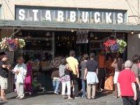 Starbucks, Pike Place, Seattle