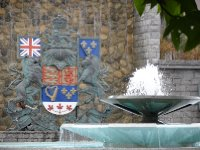Fountain, Victoria, British Columbia